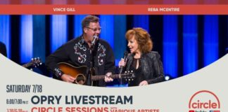 Reba and Vince Gill Set to Perform at the Opry