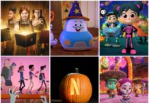 Netflix New Halloween Movies for Kids and Family wa